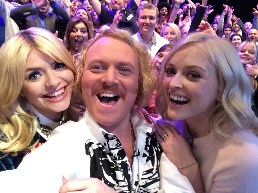 Me and Holly and Fearne http://t.co/AkXn2A6MQs