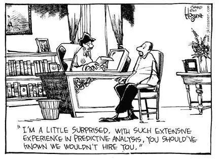 Predictive Analytics Cartoon #MRX http://t.co/Ej1nx9rzV8