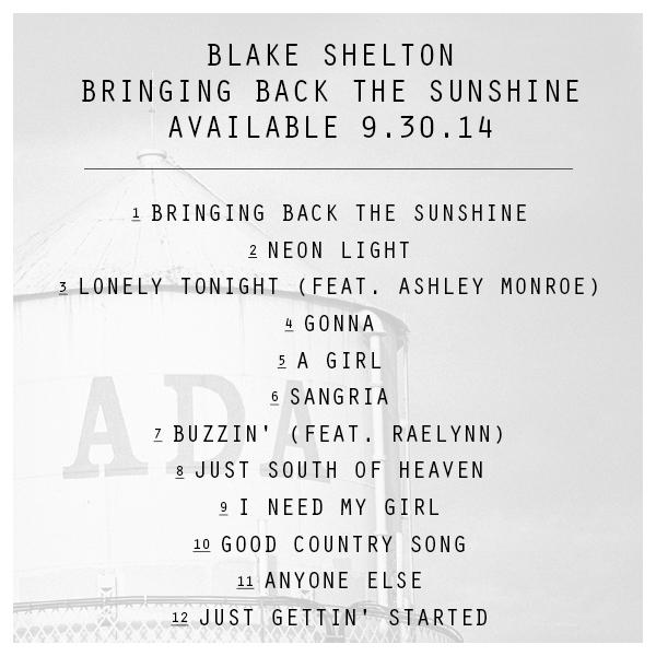 Blake Shelton on Twitter: