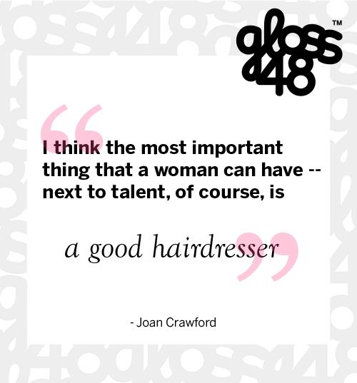 gloss48 on Twitter: Couldn't agree more! Tag your fave hairstylist and show 'em some love! #Hairdressing #hairsalon http://t.co/bzuIBFU5ys