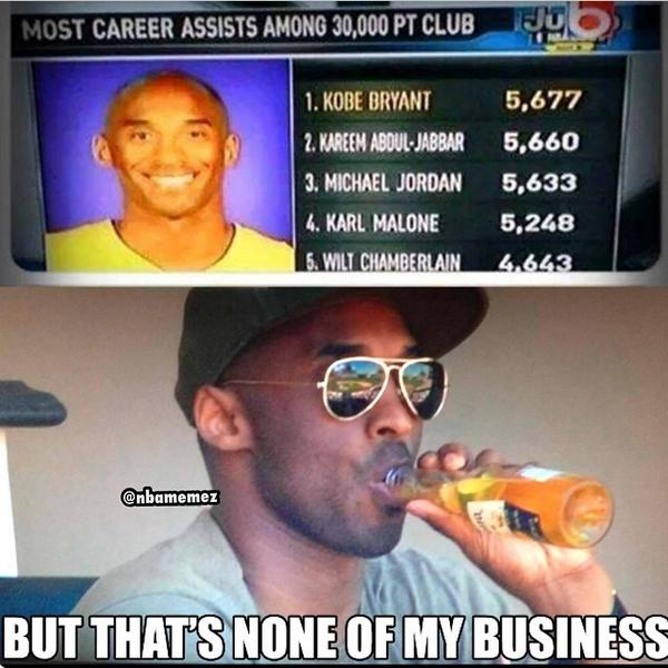 Haters only argument against @kobebryant   Can go to rest now. #respecthemamba http://t.co/BXKMfIqZ7T