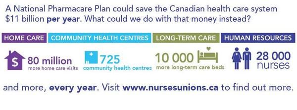 $11 billion in savings from #NationalPharmacare could achieve 725 new Community Health Centres! #bettermedicare #CHCs http://t.co/9oX5cBNeoy