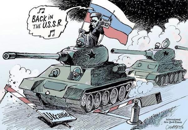 Террористы при поддержке российских войск пытаются контратаковать по нескольким направлениям, - СНБО - Цензор.НЕТ 3381