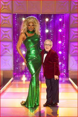 RT @thelesliejordan: @RuPaul You better WORK!! http://t.co/Aefhdm1hQV