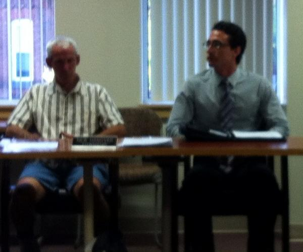 Justin Keller, new regional recreation coordinator, introduced to Pottstown Metro Area Regional Planning Comm. http://t.co/drrnrZ7rPw