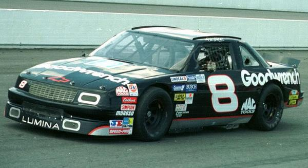 Dale Earnhardt Sr Dodge Race Cars Bush Racing