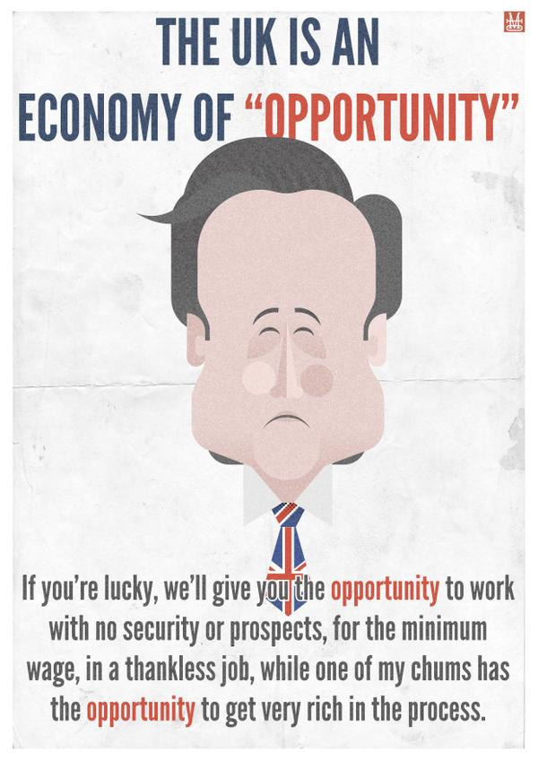 """https://t.co/oIjTCQqrPv Sneak preview of Dave's #indyref lecture to Scotland about """"opportunity"""" http://t.co/3oPUcPH0SO"""