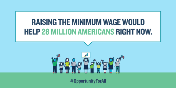 Do you support the President's plan to raise the federal minimum wage? http://t.co/tiW8XT7BmD