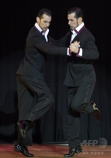 タンゴ世界選手権、同性ペアが初めて入賞 http://t.co/sTTUYdctMF 世界の最新ニュースはこちら→ http://t.co/89EqvyqpaN :写真 http://t.co/sbdkiupM2K