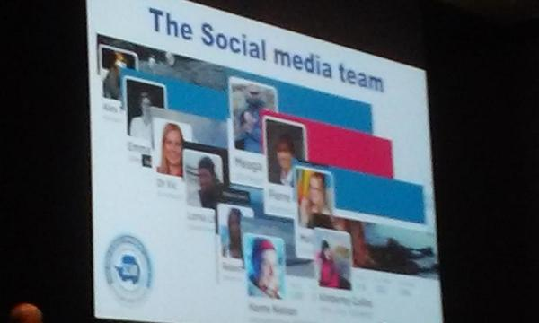 The social media team get a shout out at #SCAR2014 closing ceremony http://t.co/E0hYJtOuUF