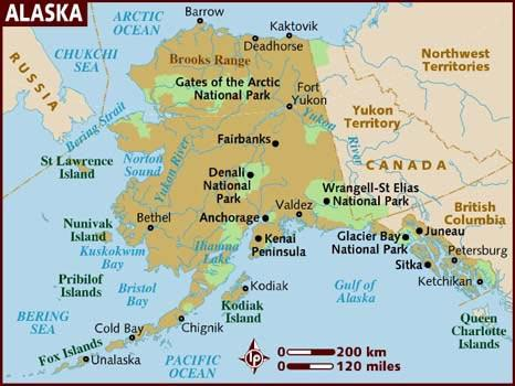 Dan Sullivan on Twitter Hey MarkBegich heres a map of AK