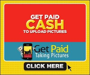 Get Paid Taking Pictures