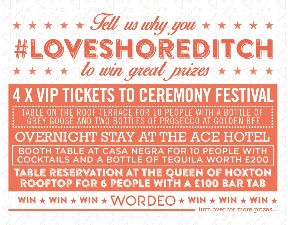 RT @MadeiShoreditch: Video Messaging App @Wordeo_Official Rewards People Who #Loveshoreditch - http://t.co/98VhF9aCRB - http://t.co/rl4lHM1…