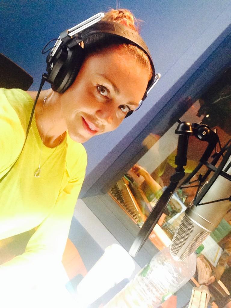 Radio day today at @big_bird_media for #Disneymagicalbedtime @Disney_UK #badlighting lol http://t.co/zwVJ3I7lkc