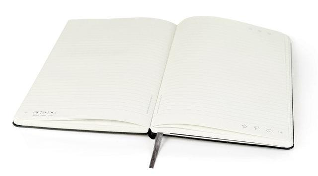 When paper and digital live in harmony... the new Moleskin is practically an iPad:   http://t.co/mdkB4TZ8iE http://t.co/thN2JF3CEh