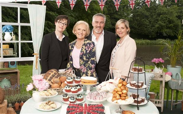 Last night's dramatic episode of #TheGreatBritishBakeOff generated a massive 118,164 tweets and 8.1m viewers http://t.co/Wlso3Xofhh