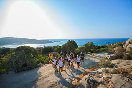 Chia Laguna (Sardegna): 7 giorni, 2 gare, 1 paradiso