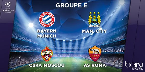 LDC : Ligue des Champions : Le group...