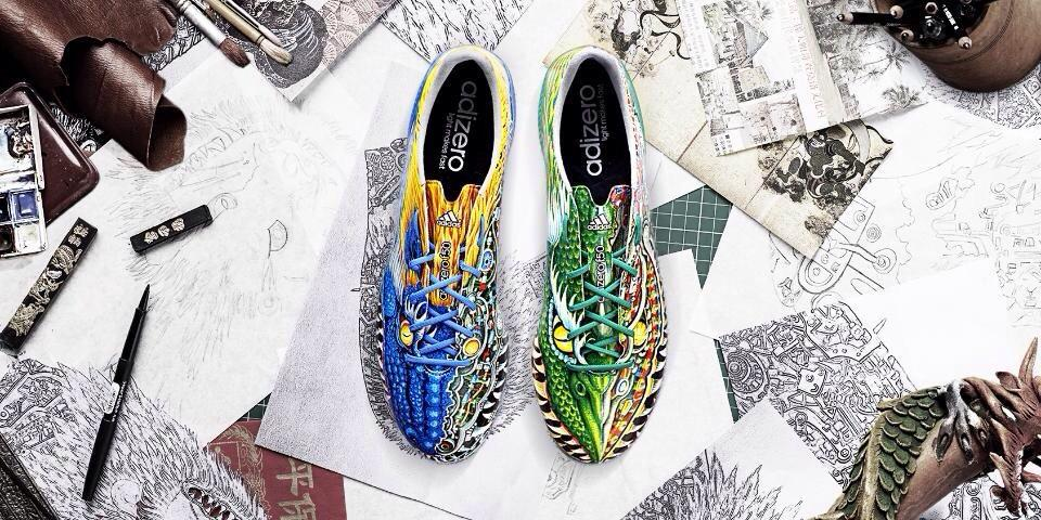 sneakers for cheap 888d8 79a65 Sick Soccer Cleats on Twitter