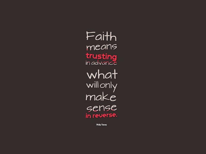 Bill Reichart™ on Twitter: Faith is..... http://t.co/HT8PIdk4yI