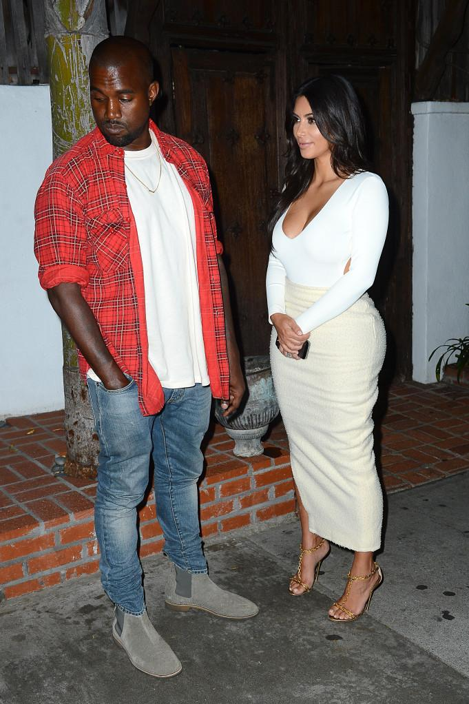 RT @GlobalGrind: Kim & Kanye do date night in LA, prove their the world's best dressed couple http://t.co/A5VEP9JSMa http://t.co/UyLw6MB5xc
