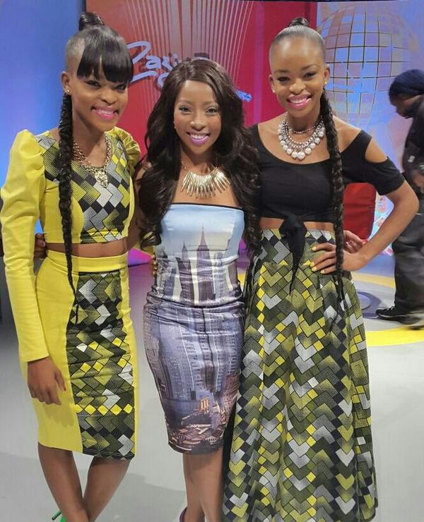 Taking a musical trip down memory lane tonight on #Zaziwa 19:30 with my bestie @HleloMasina & host @PearlModiadie ☺ http://t.co/V70cs5CtfN