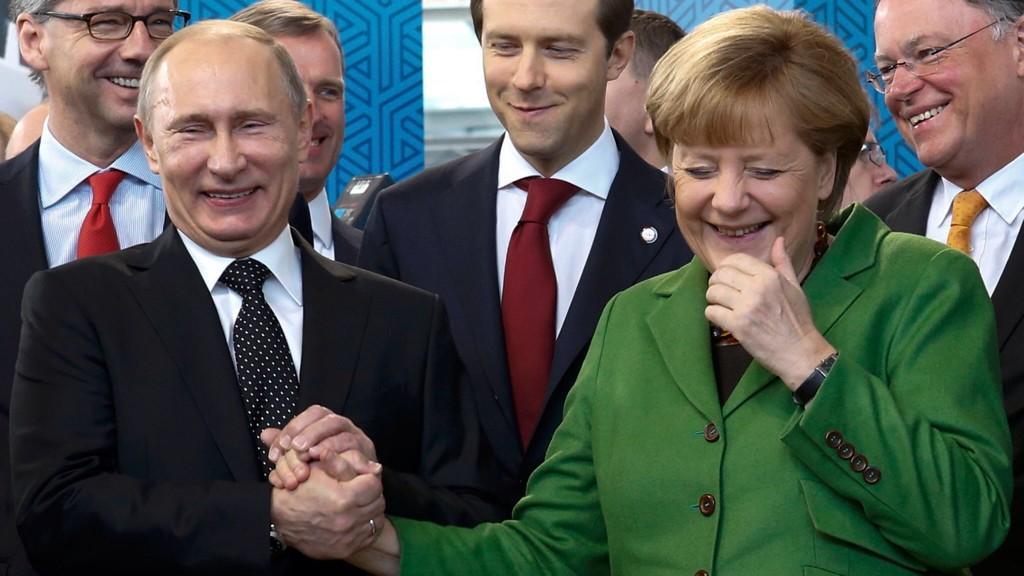 Меркель: Ситуация в Украине серьезно ухудшилась - ЕС обсудит новые санкции против РФ - Цензор.НЕТ 3321