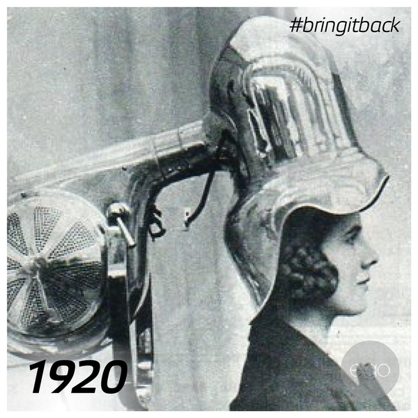 Hair Dryer 1920s ~ Ego professional on twitter quot hair dryer history from