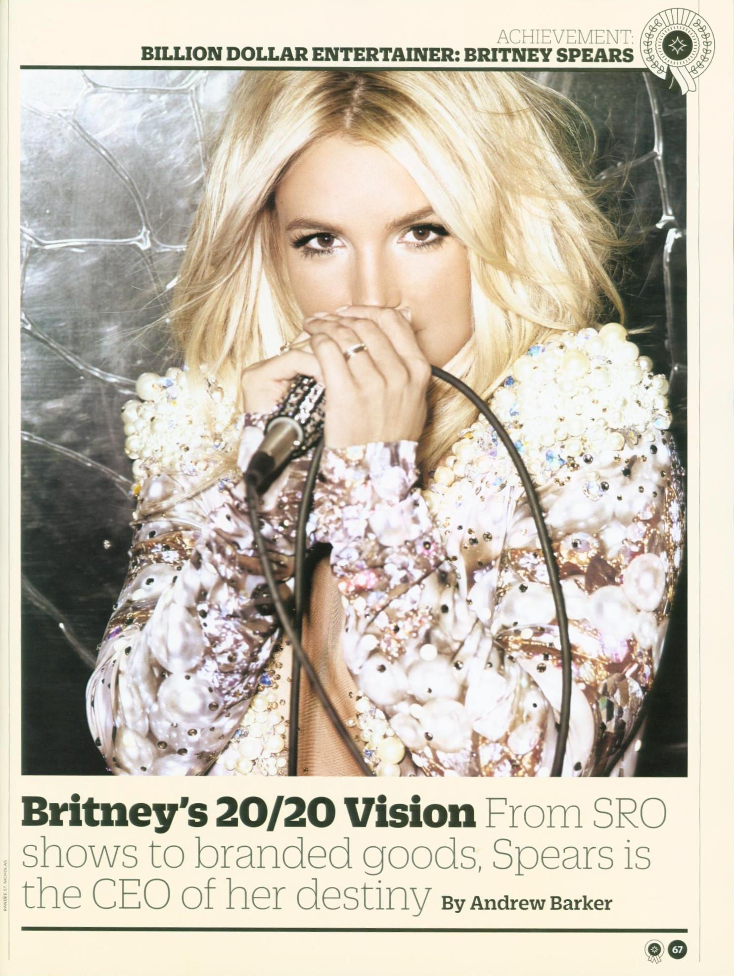 Britney Spears on Twitter: Thank you @Variety & my wonderful team! xo http://t.co/LbdJTMDGnz