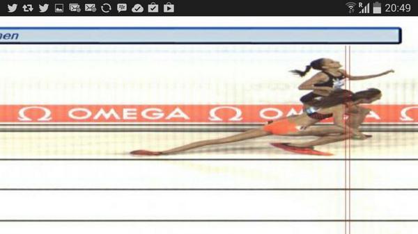 Talk about a close finish... @Diamond_League #Zurich1500mFinal http://t.co/b2Nwej0mjS
