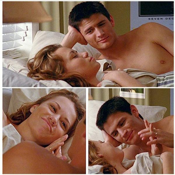#OTH #OTHscene #OneTreeHill #OTHfamily #naley Do you remember this episode ? I love it ! pic.twitter.com/2Ws0xYU8dc