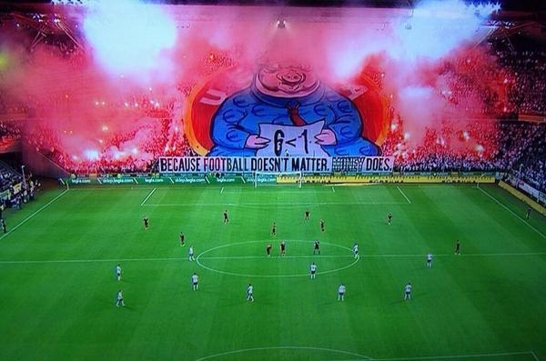 Фанаты Легии: Футбол не имеет значения, решают деньги - изображение 1