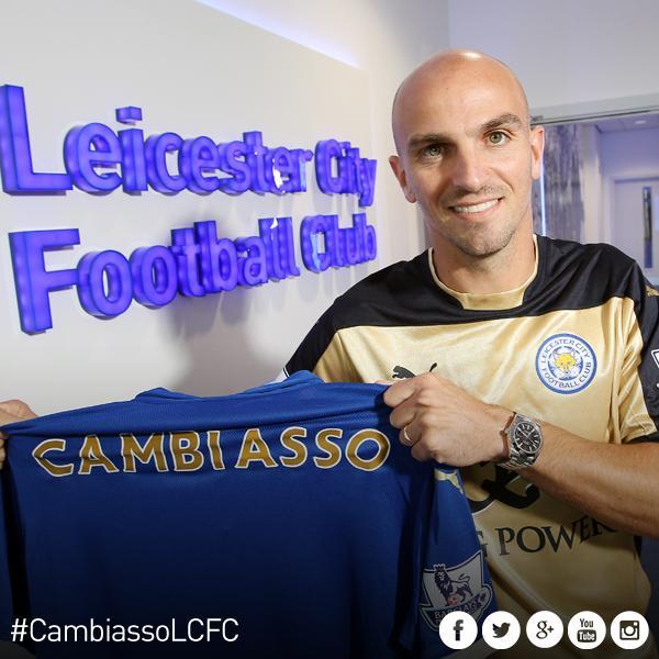 Лестер подписывает Камбьяссо - изображение 1