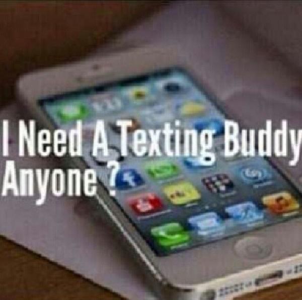 who wanna text