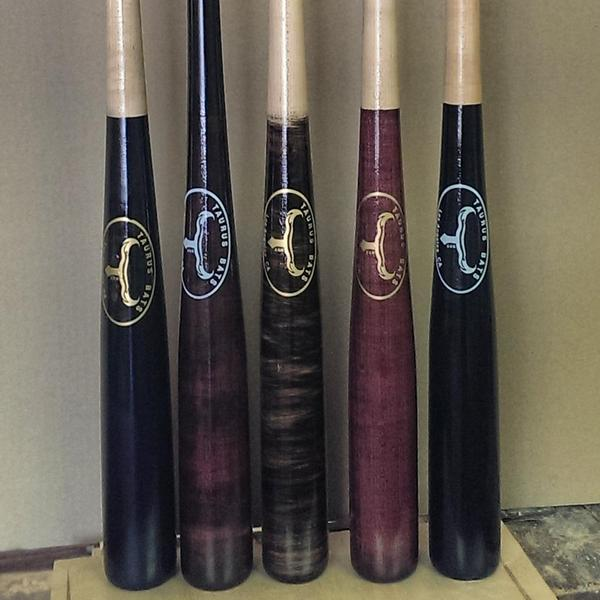 Just Finished Up A Batch Of Maple Bats Check Them Out Taurus Pic Twitter Lt9991fead
