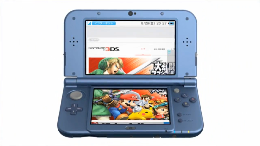 New 3ds model will be region locked grcade size comparisons ccuart Images