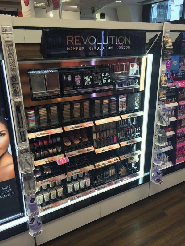 Revolution Makeup on Twitter