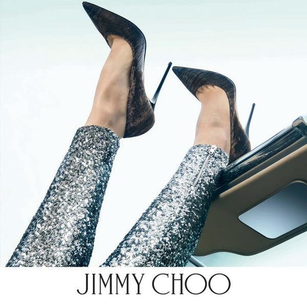 "48a41f1d56e1 "" JimmyChooLtd  No shoe wardrobe is complete without the iconic  jimmychoo  ANOUK pump. http   bit.ly jcanouk pic.twitter.com qvG6Y9FLF2"""
