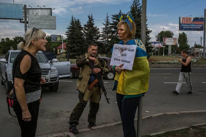 """Террористы """"ДНР"""" пытают и избивают мирных жителей, - Human Rights Watch - Цензор.НЕТ 1817"""