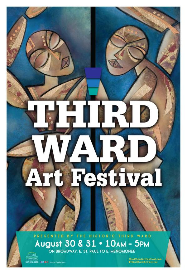 Join us this weekend for the Third Ward Art Festival! Come down to the Ward Saturday & Sunday 10am-6pm! http://t.co/wceSEPsISj