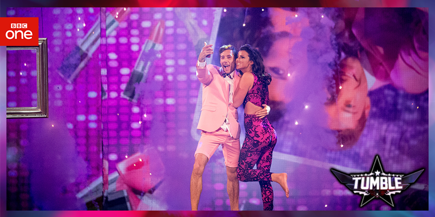 RT @BBCOne: @lucy_meck #Tumble Week Three Performance: http://t.co/p3I4NMWjnS Reaction: http://t.co/l23CVkUkLF #TeamLucy http://t.co/hVenRX…