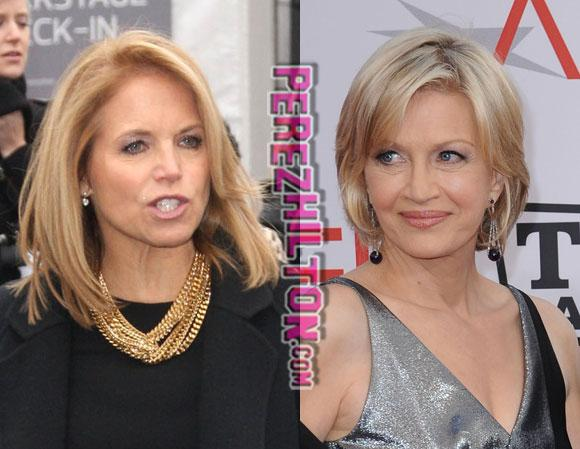 #KatieCouric & #DianeSawyer's behind-the-scenes feud comes to the forefront in new tell-all! http://t.co/3TAQFA4mak http://t.co/yIfLNx7AZL