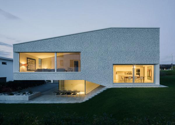 Design for me on twitter amazing split level house by for Split level kit homes