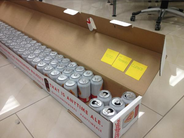 99 Packs Of Beer Are Now A Thing And Everyone Wants One