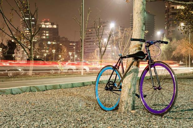 Is this bike 'unstealable'? Watch it in action here: http://t.co/5jpqYsvUF0 #technology http://t.co/xx8bvxk8EK