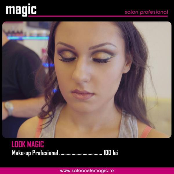Magic Salon On Twitter Un Machiaj Superb Facut In Magic Salon