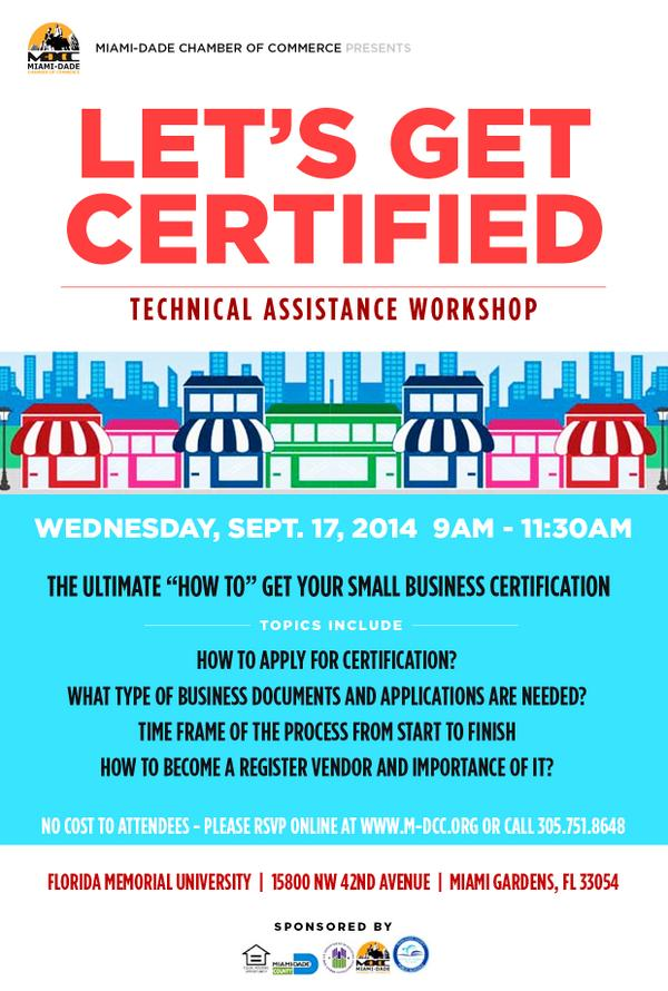 Mdcps Oeo On Twitter Lets Get Certified The Ultimate How To Get