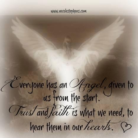kari joys ms on twitter angels are given to us from the start