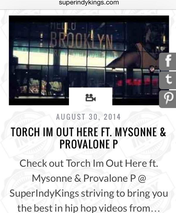 """""""@mjthegreatsd: @ProvaloneP #NewVideo #ImOutHere  #ArtistToWatch on http://t.co/MMZfdUqbZO http://t.co/eOeZMlraVn"""""""