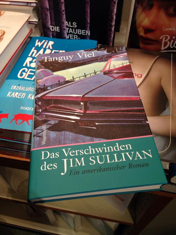 """Hier kommt eine Empfehlung von Markus in der Rubrik """"dünne Bücher"""". #bookupDE http://t.co/RpROr1lY2m"""
